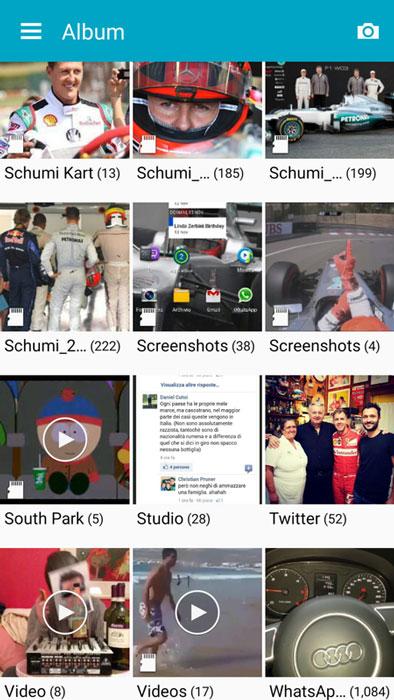 s5 gallery camera app