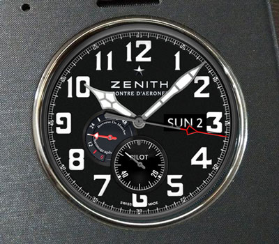 zenith lg g3 watch face
