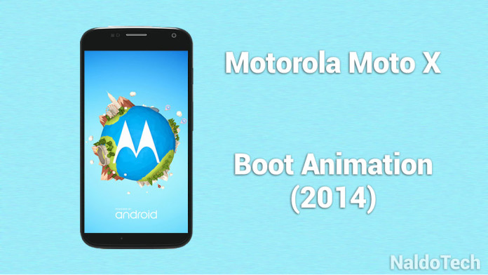boot animation moto x 2014 lollipop