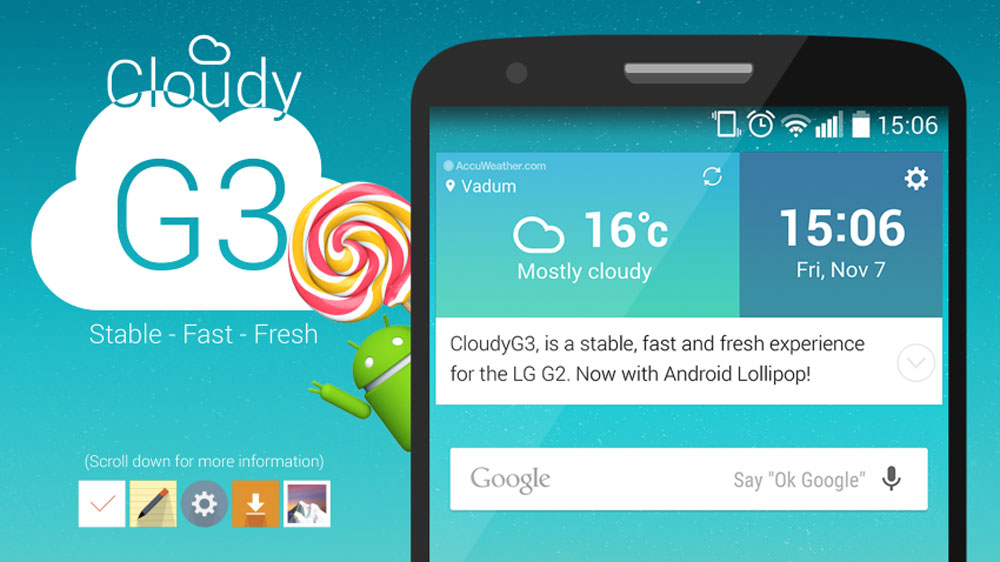 cloudyg2 lollipop firmware lg g2