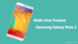 galaxy note 3 multi user lollipop