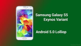 galaxy s5 exynos sm-g900h lollipop