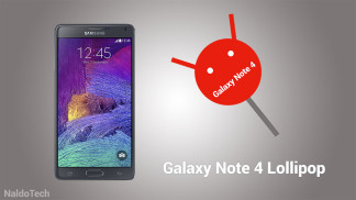 lollipop odin galaxy note 4