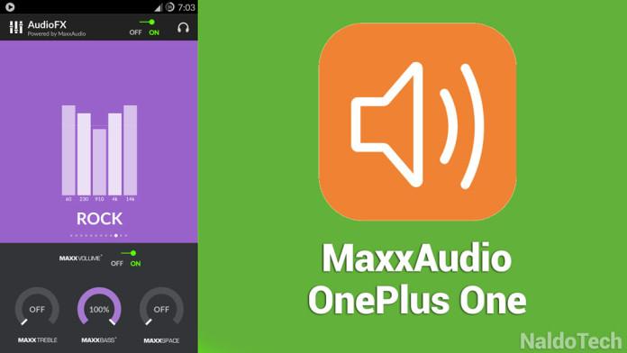 maxxaudio mod oneplus one libs