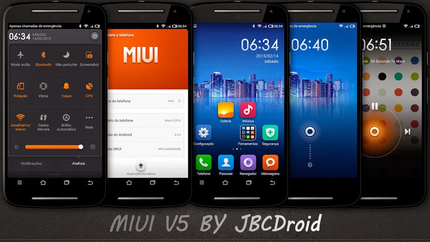 Make Your Moto G Look Like iPhone With MIUI V5 ROM - NaldoTech