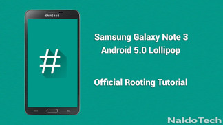 root galaxy note 3 official lollipop