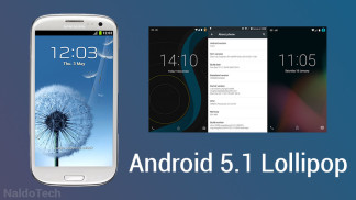 5.1 lollipop omni rom galaxy s3