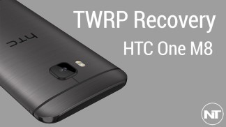 one m9 twrp custom recovery
