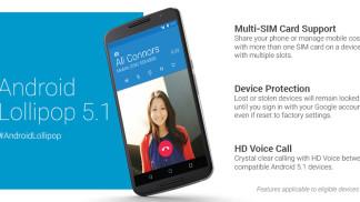 android 5.1.0 nexus 5
