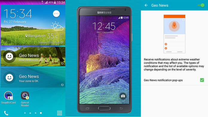 galaxy note 4 apps note 3