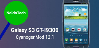galaxy s3 cyanogenmod 12.1 android 5.1