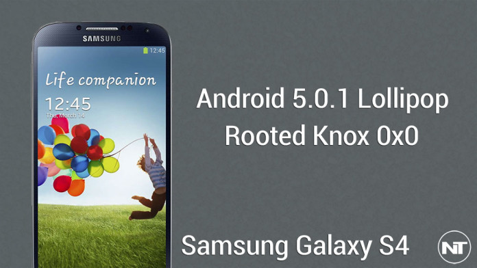 galaxy s4 lollipop rooted no knox