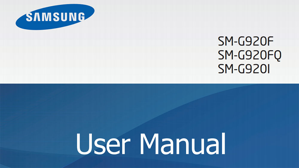 galaxy s6 edge user manual guide