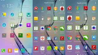 galaxy s6 launcher apk