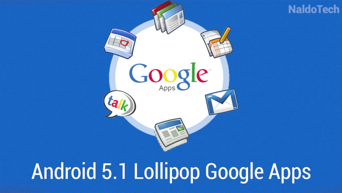 gapps android 5.1 google apps