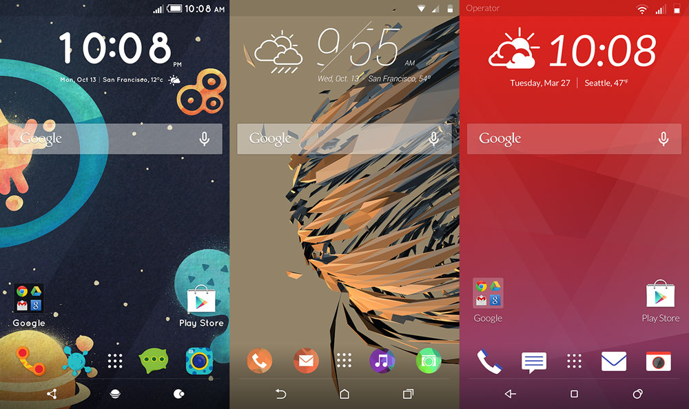 Download & Install HTC Themes on BlinkFeed Launcher (Sense 7