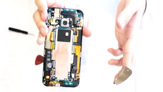 one m9 teardown disassemble