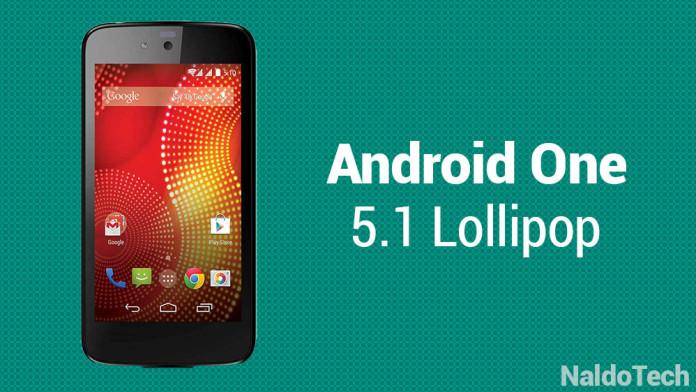 ota zip android one 5.1