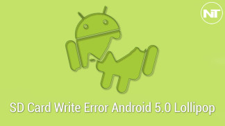 sd card write error lollipop