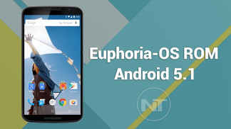 euphoria-os android 5.1 nexus 6