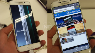 galaxy s6 demo retail unit mode
