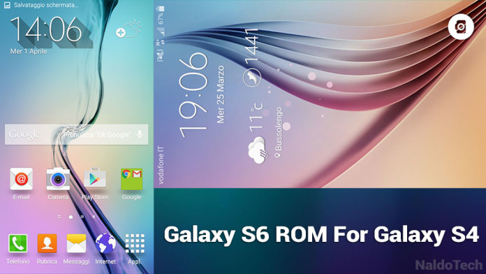 galaxy s6 rom apps gaalxy s4
