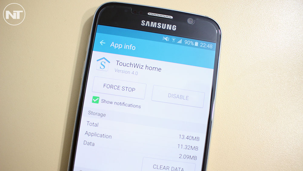 How To Change And Replace Stock Galaxy S6 TouchWiz Launcher
