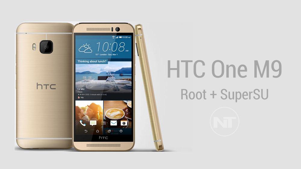 root supersu one m9