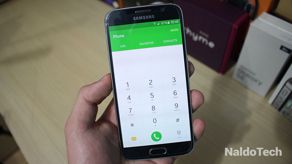 Install Samsung Galaxy S6 Dialer Theme App Download Apk