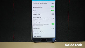 galaxy s6 quick launch camera