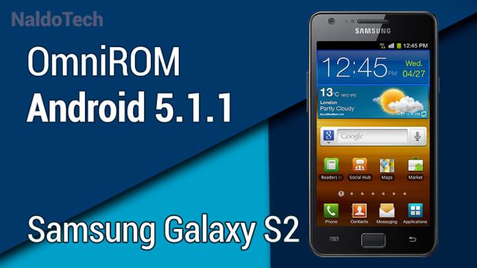 omnirom 5.1.1 galaxy s2