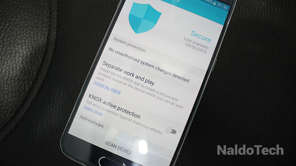 application to root samsung galaxy s6