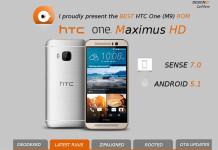 android 5.1 htc one m9 rom
