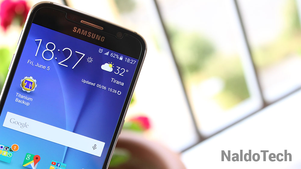 how to download galaxy into secure folder samsung s7