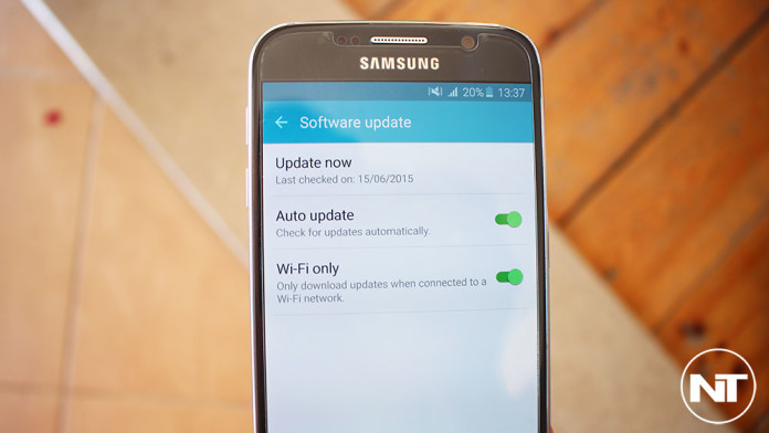 galaxy s6 android 5.1.1 odin