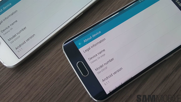 galaxy s6 android 5.1.1 video