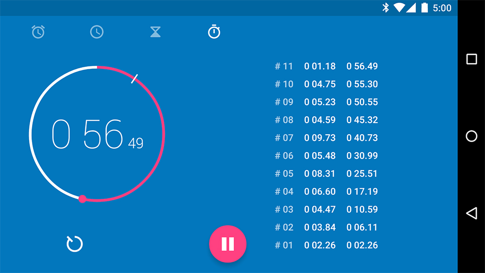 Download Google Clock With Material Design (4 0 1 APK