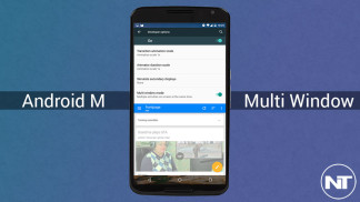 mutli window android m