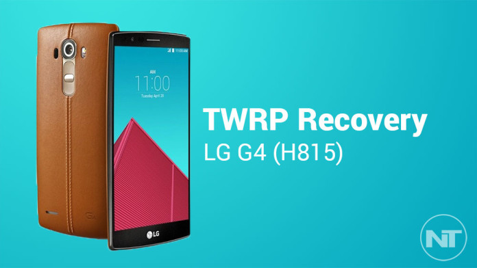 twrp recovery lg g4