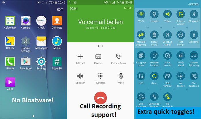 Best Samsung Galaxy S6 Custom ROMs With Excellent