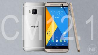 CM12.1 HTC One M9