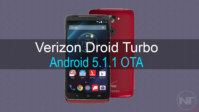 droid turbo android 5.1.1 ota