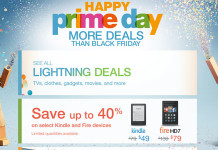 amazon prime day deals tech