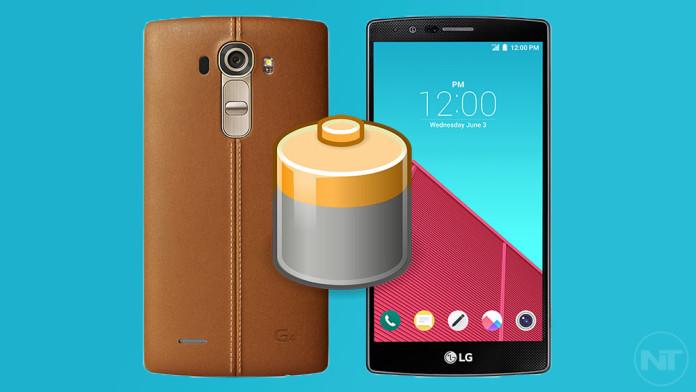 improve lg g4 battery tips