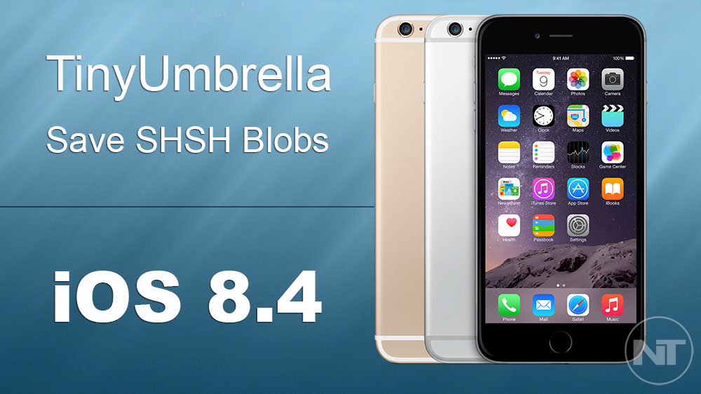 Save iOS 8 3 SHSH Blobs Before Updating To iOS 8 4 With