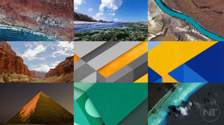android 6.0 marshmallow stock wallpapers