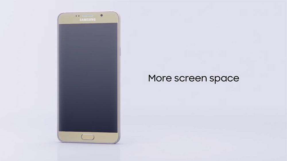 galaxy note 5 screen