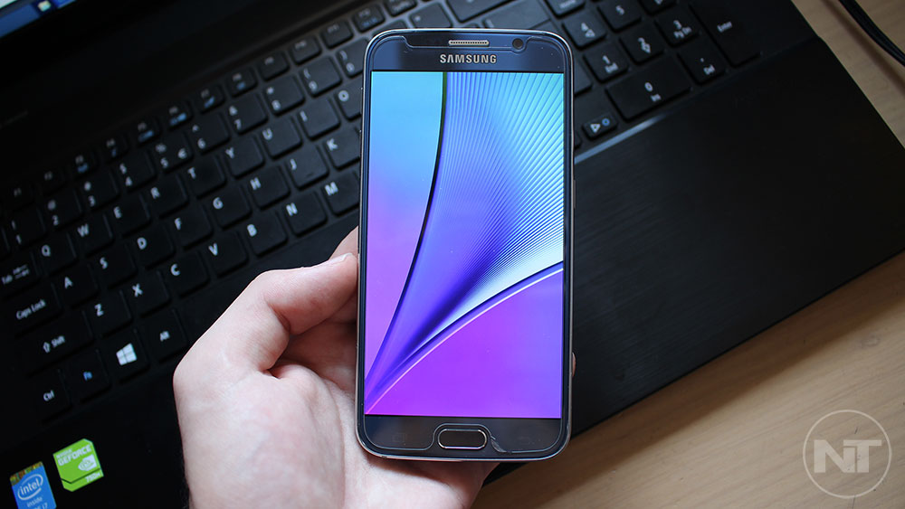 Download Samsung Galaxy Note 5 & S6 Edge+ Stock Wallpapers