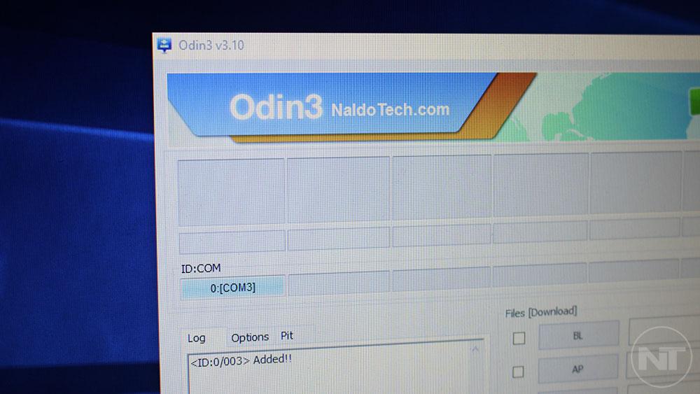 Download Odin3 v3 10 6 & 3 10 7 (Samsung Galaxy S7, S6, Note 5