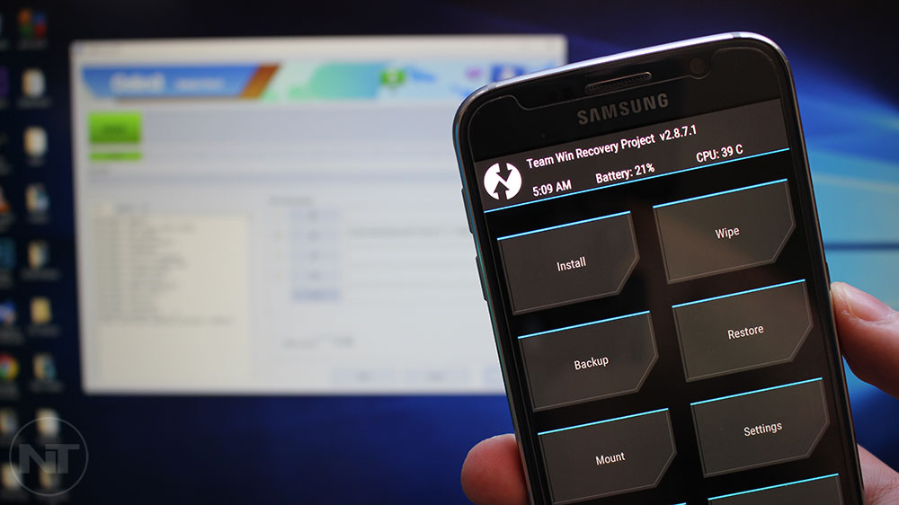 How To Install TWRP On Android 5 1 1 Samsung Galaxy S6 & S6